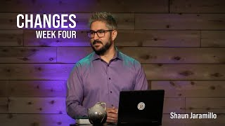 Changes Week 4 | Common Ground Church | 09/26/21