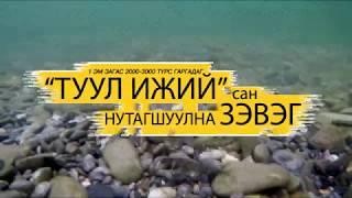 Фонд залучення риби в річці Туул в