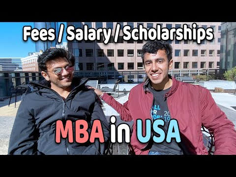 MBA in USA: