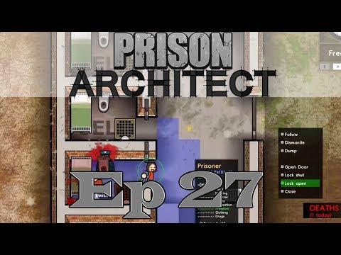 Brute Force - Prison Architect Ep 27