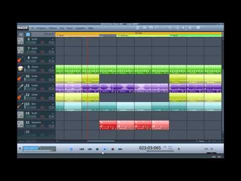 Magix Music Maker MX 18