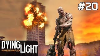 Dying Light Gameplay PC PL / FULL DLC [#20] KUCHENKI Gazowe zrobiły BUM /z Skie