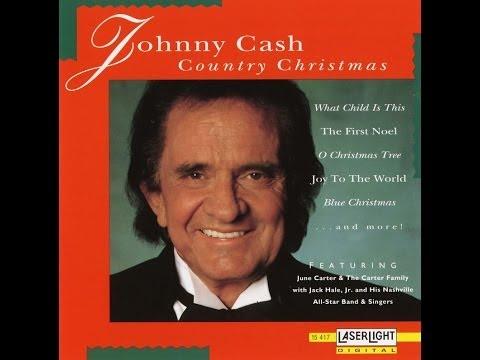 Johnny Cash - Silent Night
