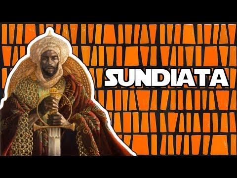 Sundiata: Il figlio paralitico della donna più brutta d'Africa, che diventò imperatore