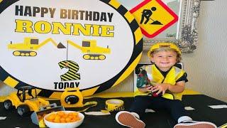 MRS HINCH RONNIE'S SECOND BIRTHDAY #mrshinch #ronniejameshinch #birthdayinspo