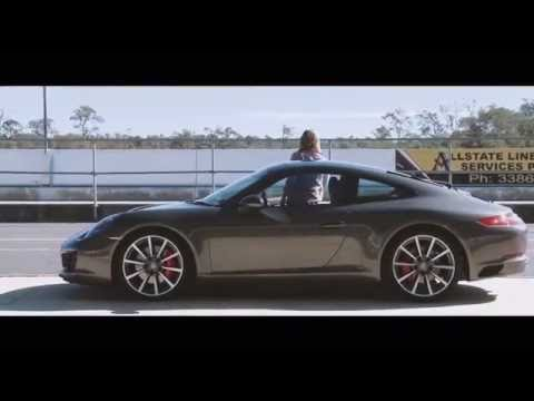 Torah Bright At The Porsche Sport Driving School In Australia