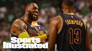 Cleveland Cavs Show No Sign Of Rust In Game 1 Win Over Celtics | SI Wire | Sports Illustrated
