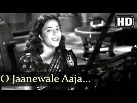 O Jaanewale Aaja HD  Taqdeer 1943 Song  Nargis  Motilal  Chandra Mohan  Old Hindi Songs