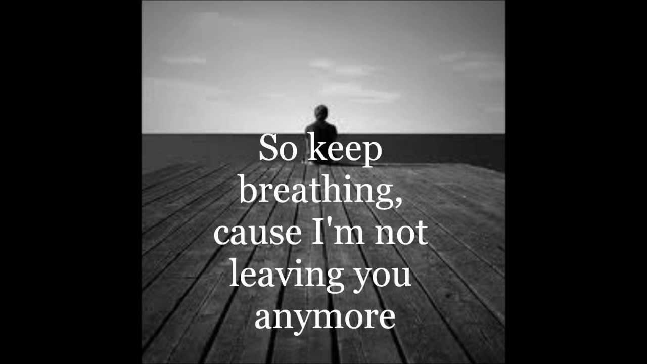 Far away - Nickelback (Lyrics) - YouTube