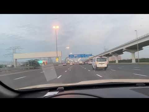 Shaikh zayed road Jabal ali to dubai marina