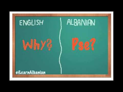 Learn Albanian Online - Pronouns & Questions - iLearnAlbanian