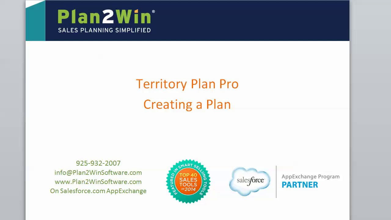 Territory Plan Pro Territory Sales Strategy Plan 2 WinPlan to – Territory Plan Template