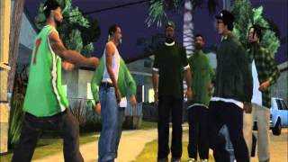 GTA San Andreas Mission #18 - House Party