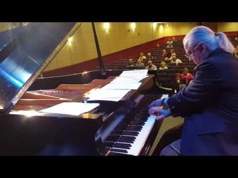 STAN WIEST PIANO CONCERT - GREAT AMERICAN SONGBOOK MEDLEY