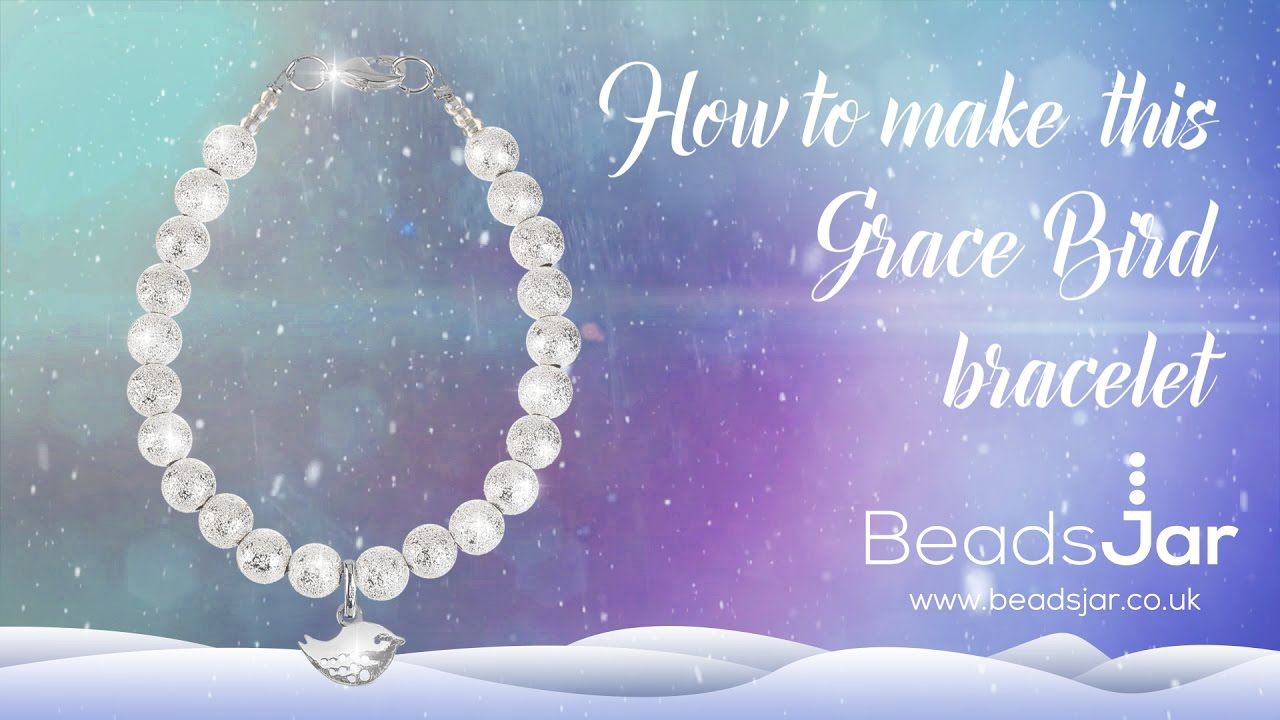 How To Make This Sterling Silver Charm Bracelet