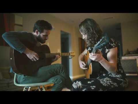 "Courtney Hartman & Robert Ellis - ""Old Time River Man"""