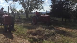 1930's bull rake