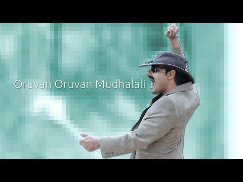 Oruvan Oruvan Mudhalali (Cover)