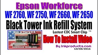 01.CIS For Epson Workforce WF 2760, WF 2750, WF 2660, WF 2650