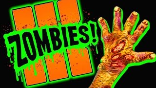 5 Things You Have Never Seen Before in BO3 Zombies