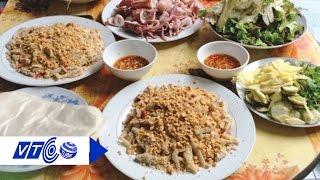 Hướng dẫn chế biến gỏi cá Nam Ô - Đà Nẵng   VTC