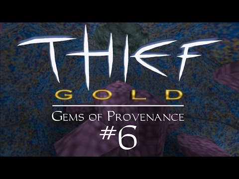 Let's Play Thief Gold: Gems of Provenance - FM / Fan Mission Gameplay - 6 - The Widow's Ire, Part 2