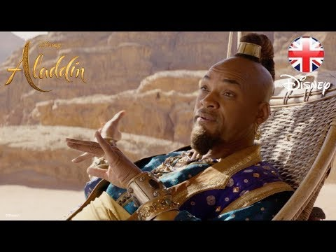 ALADDIN  2019 New Trailer   Disney UK