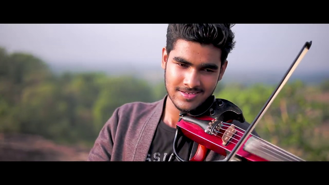 Parayuvaan Violin Cover | Ishq Malayalam Movie | ft Joy Joseph | Tritonz  Music Band | Sid Sriram
