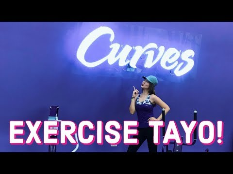 30 Minute Workout Routine With Curves