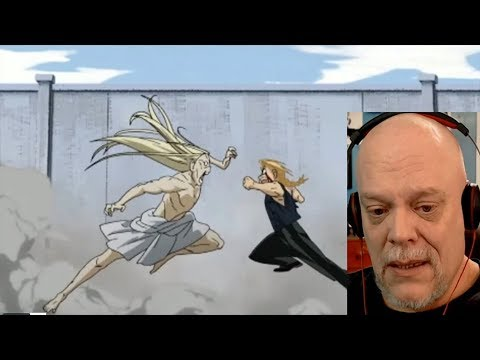 "REACTION VIDEO | ""FullMetal Alchemist Brotherhood #62"" - WOW!!"