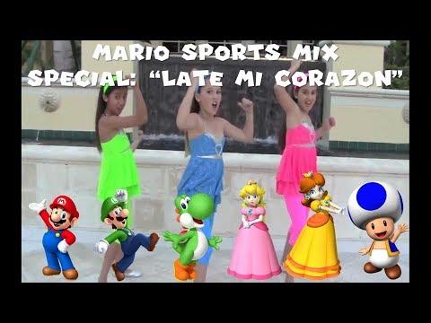 Mario Sports Mix: Peach's Castle (Special) Give me 5 Late mi Corazon