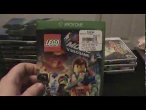 The LEGO Movie Videogame Unboxing Xbox One - YouTube