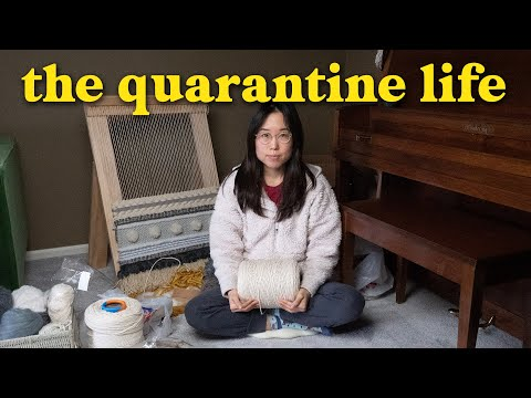My Life In Quarantine... Home All Day Everyday 🏠 MARCH VLOG