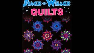 Home Book Review: Magic Stack-n-Whack Quilts by Reynolds