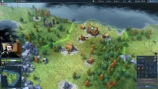 Northgard: Goat clan build order #Goatorial