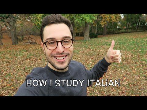 Learn Italian Ep.03 - How To Study Italian!