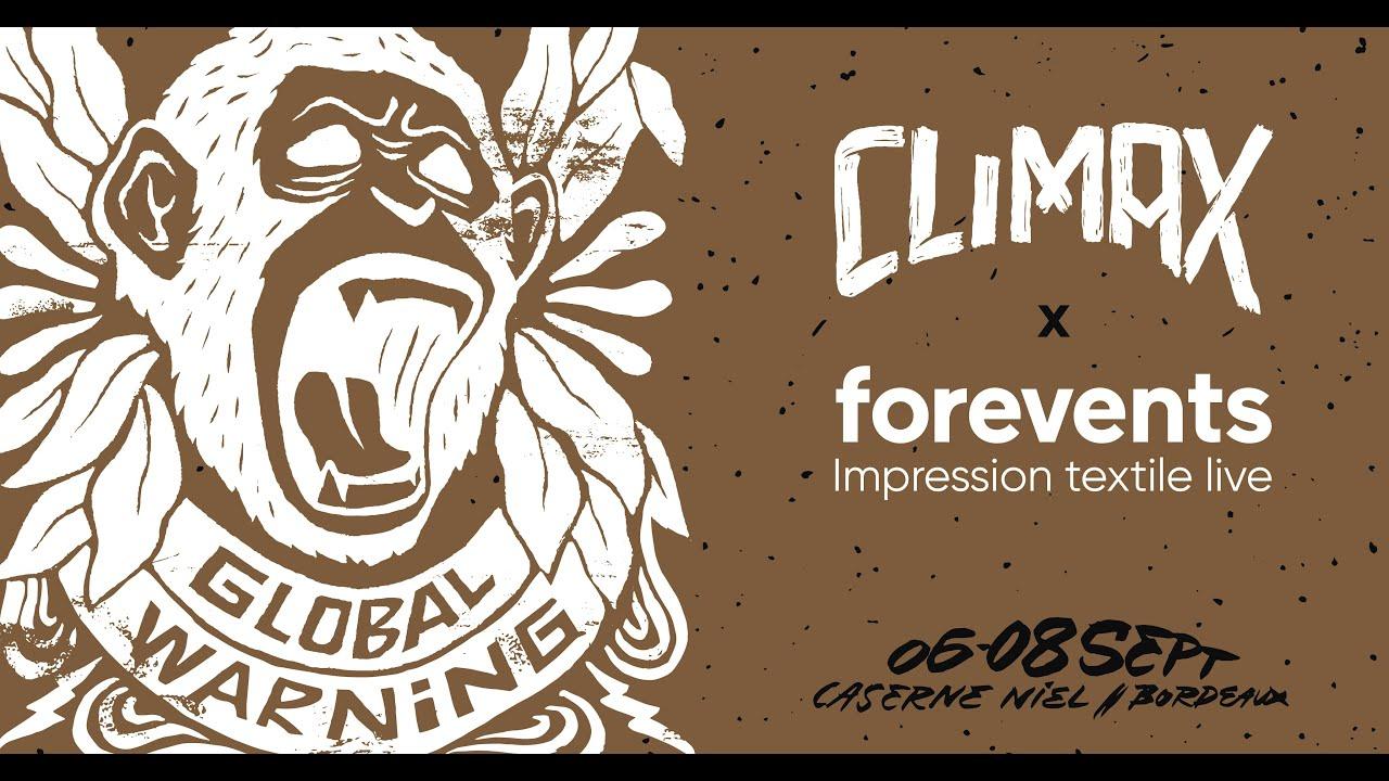 Climax Festival Bordeaux 2019