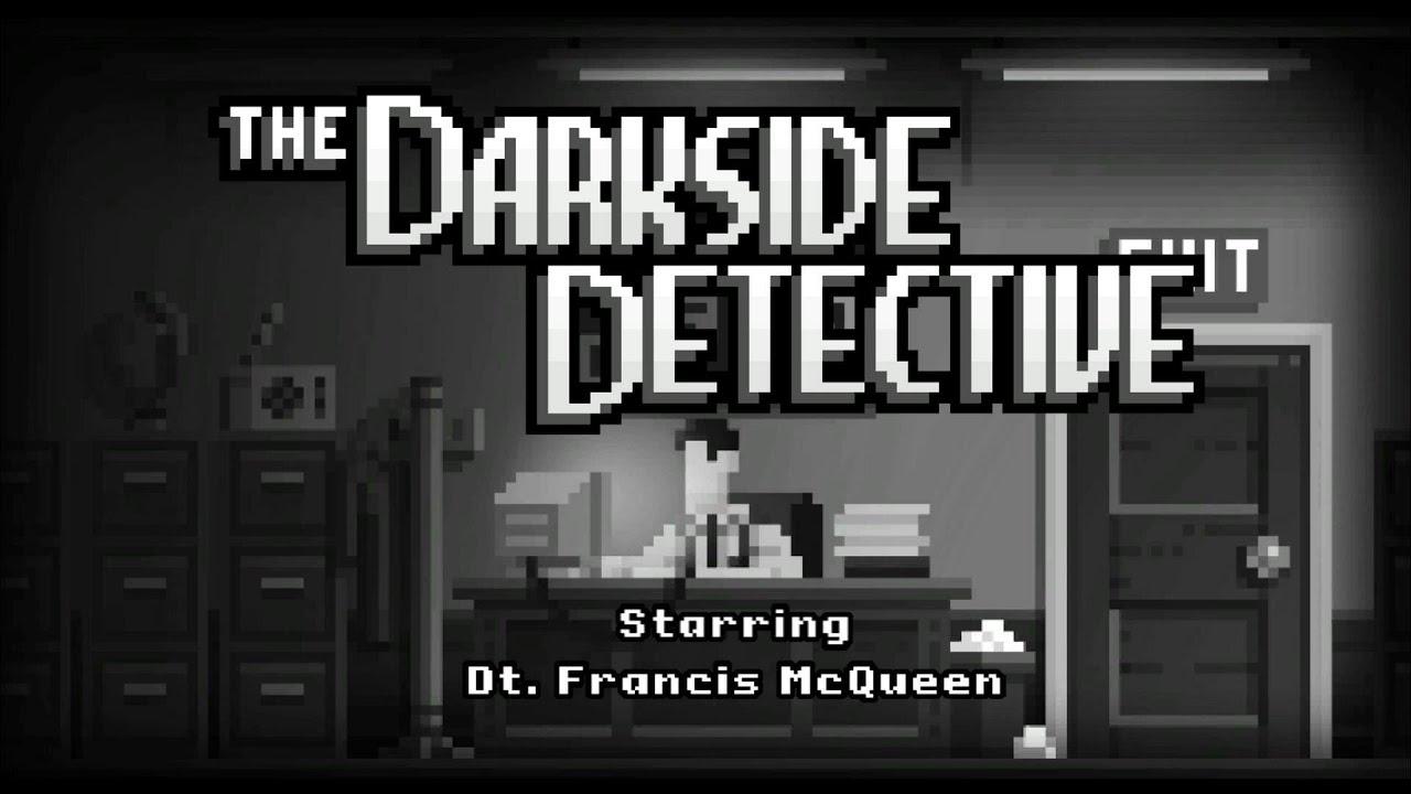 Resultado de imagen de the darkside detective