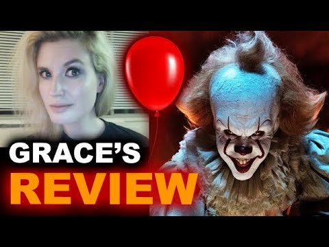 It Movie Review - Youtube