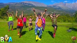 Jaleo-Nicky Jam Ft. Steve Aoki  [Dj Happy Moombah Edit] Video