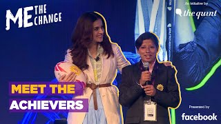 Me, The Change: Here's What the 10 Achievers had to Say   The Quint