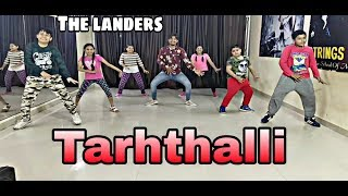 Tarhthalli / The landers / Bhangra / meet sehra / new punjabi song