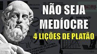 4 Lições de Platão | Filosofia #1