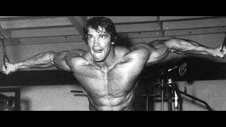 Arnold Schwarzenegger Training Workout Bodybuilding Motivation