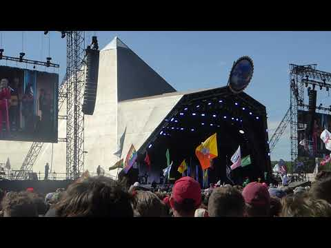Glastonbury 2019 - Kylie - Can't get you out of my head Mp3