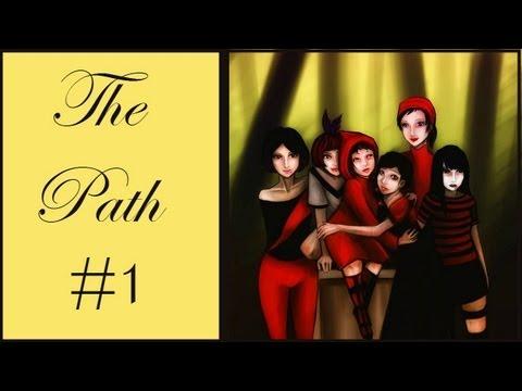 Прохождение The Path #1 [Робин и Оборотень]
