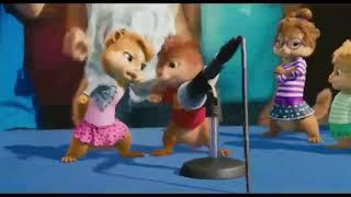 Mere Mehboob  kayamat hogi aaj rushwa meri galinyo me mohobbat hogi Chipmunks version song
