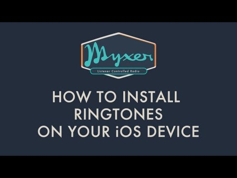 How to Install Ringtones on Your iOS Device (iPhone, iPad, iPod Touch)