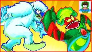 Игра Зомби против Растений Герои от Фаника Plants vs zombies Heroes 31.