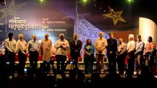 Mashelkar honored part 1